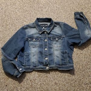 Maurices Denim Jacket  Plus Size 2